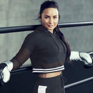 Demi Lovato Fabletics Hoodie